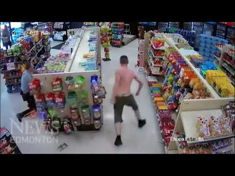 Tige and Daniel - Couple Tries Their Very Hardest To Avoid Arrest In Canada