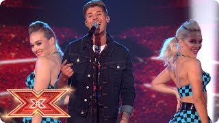 Sam Black takes on Little Mix! | Live Shows | The X Factor 2017