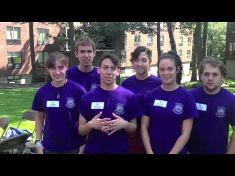 Brandeis University Freshmen Move In 2012
