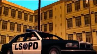 GTA San Andreas - Introduction. Bonus Disk. Предыстория. Русские субтитры
