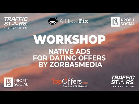 Native Ads For Dating Offers By ZorbasMedia