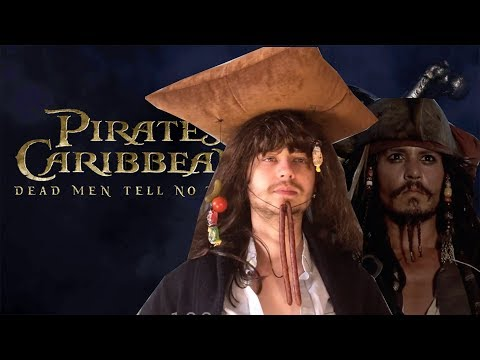Pirates Of The Caribbean Low Cost Trailer