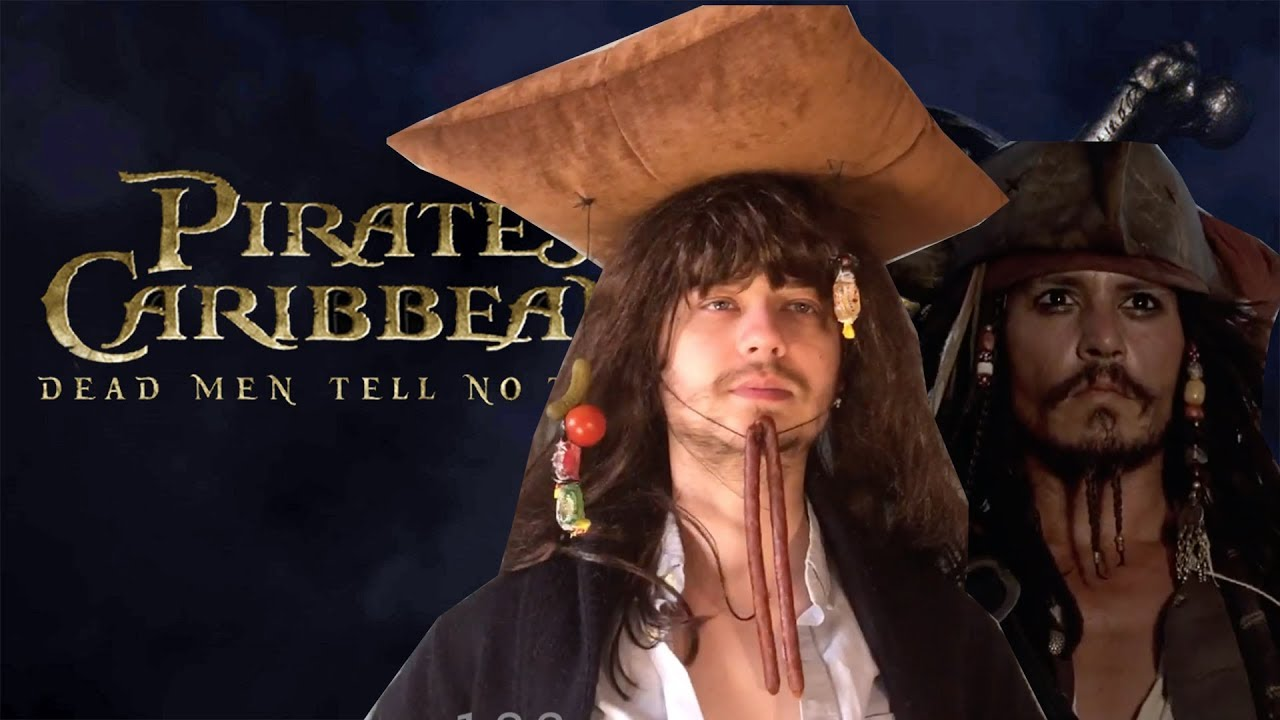 Download Pirates of the Caribbean low cost trailer