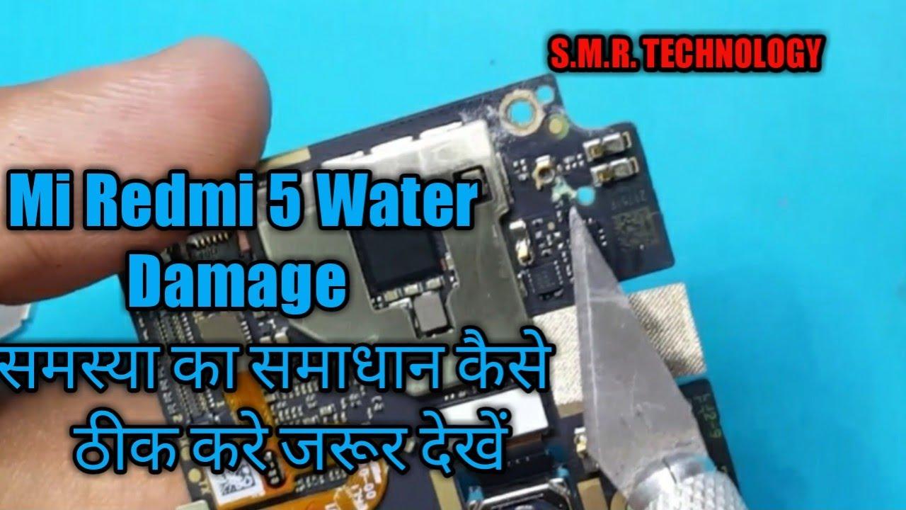 Mi Y1 Water Damage Dead Solution | contoh soal dan contoh