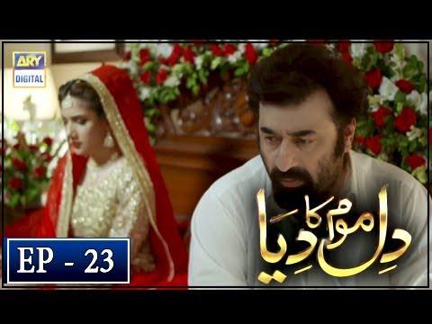Dil Mom Ka Diya Episode 23 - 13th November 2018 - ARY Digital Drama