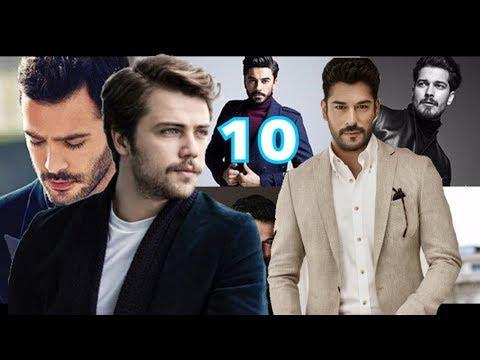 10 Acteurs Turcs Les Plus Beaux 2018 - MUSA.V