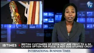 Hot Dog-stuffed Crust: Pizza Hut Uk Customers Get Tasty Option, Will It Ever Come To America?