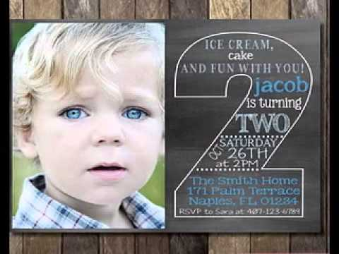Cool Second Birthday Party Themes 2017