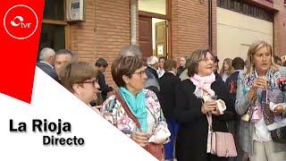 LA RIOJA DIRECTO 11-09-19: Comienzo de las fiestas de Alesanco en honor a la Virgen del Prado