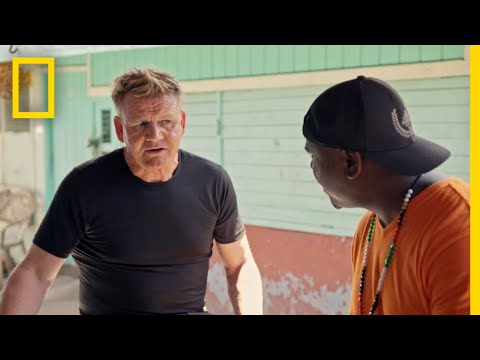 A Crash Course in Guyanese Cuisine | Gordon Ramsay: Uncharted