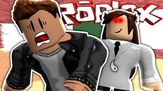 Roblox | RUNNING FROM EVIL TEACHERS!!