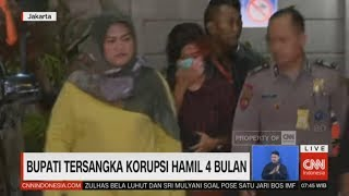 Download Video Bupati Bekasi Tersangka Korupsi Hamil 4 Bulan MP3 3GP MP4