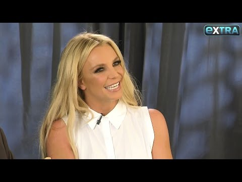 Britney Spears on Her Charity Ride, Meeting Hillary Clinton