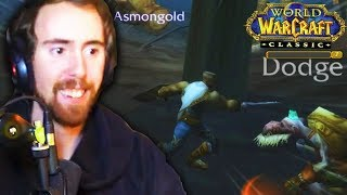 Asmongold Starts Playing the CLASSIC WOW BETA