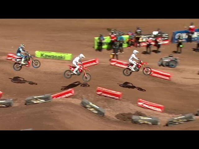 250SX East-West Showdown Highlights - Round 17 Salt Lake City