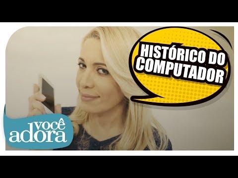 Andrea Fontes - Histórico do Computador [Clipe Oficial]