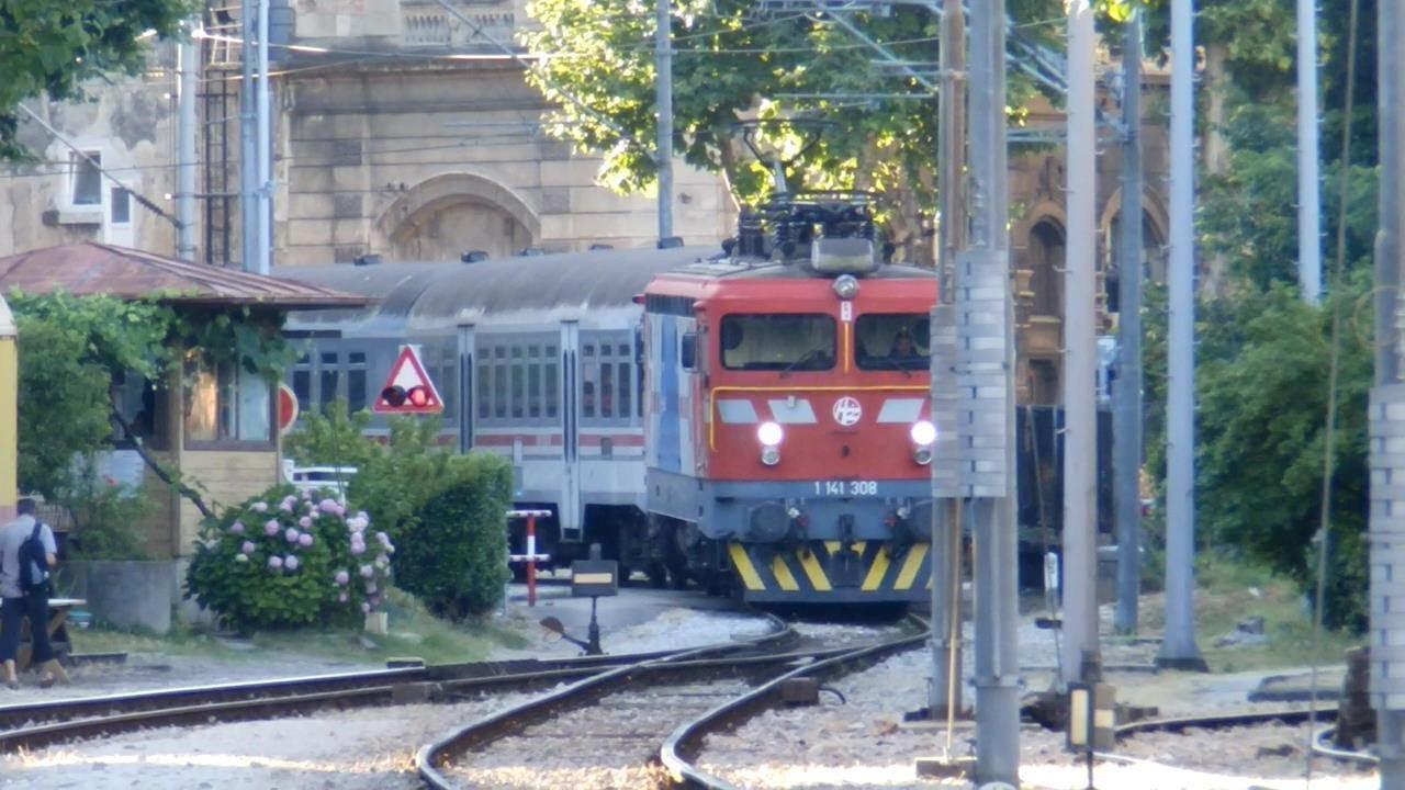 Hzpp Vlak 523 Zagreb Split Youtube