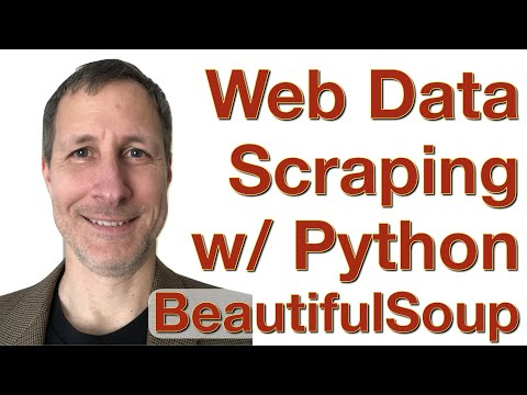 Python Web Scraping With BeautifulSoup | BS4 Data Mining