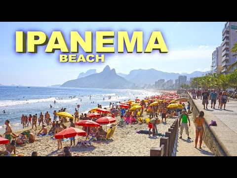 IPANEMA BEACH  HD