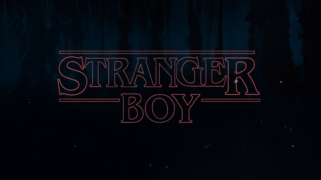 Mashup: The Weeknd - Starboy x Survive - Stranger Things Theme (C418 Remix) - Stranger Boy