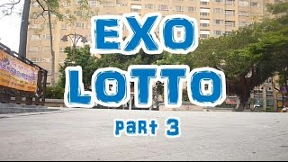 EXO Lotto(Louder) Part 3 分解動作舞蹈教學 // dance tutorial//振り付け//踊ってみた // dance cover/practice/Lesson