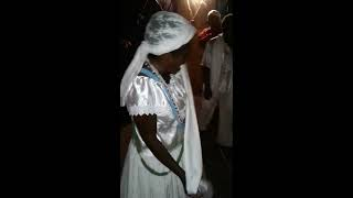 Teresa légua e benedita legua no terreiro de oxossi