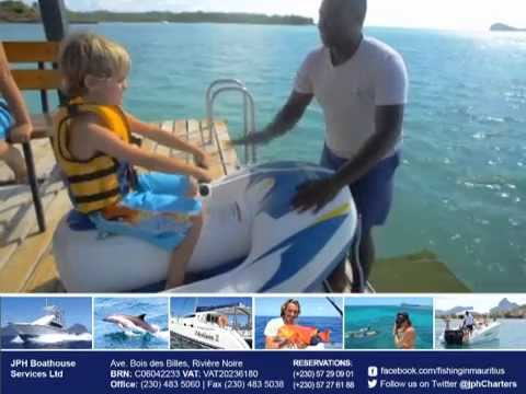 Water sports and leisure activities - JPH Boathouse, Mauritius