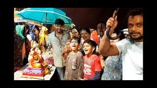 Abhi Mujhme Kahin-Mumbai Ganesh Visarjan-The Golden Notes