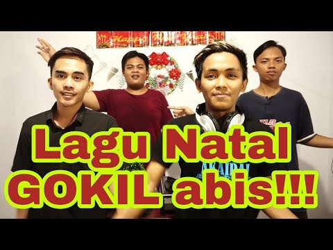Lagu Medley Natal DJ - BAHASA DAYAK || Tino AME