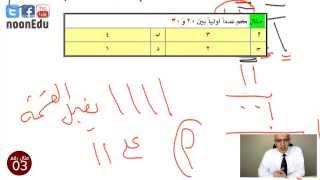 الأعداد وخصائصها: مهارة الأعداد الأولية   منصة نون التعليمية للتدريب على قياس
