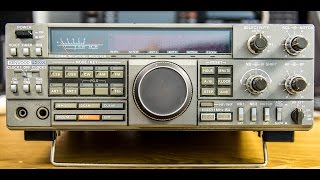 Kenwood R-5000 Shortwave Receiver - Restoration - Part 1