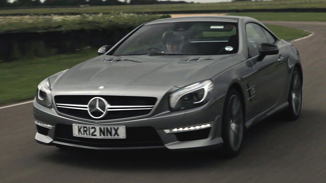 Mercedes AMG V8 head-to-head - www.autocar.co.uk - YouTube