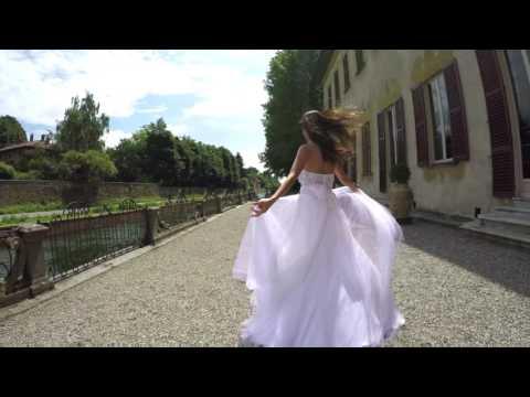 Patrizia Cavalleri sposa - parte 2