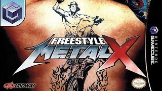 Longplay of Freestyle MetalX