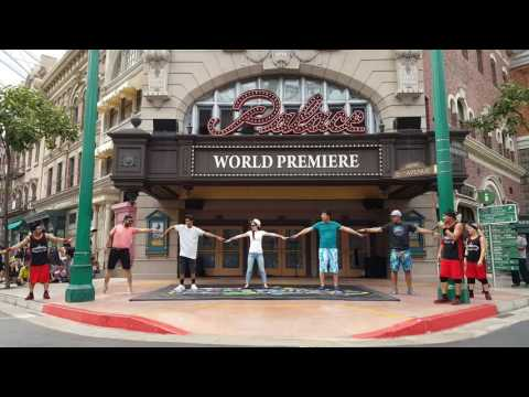 [Travel Vlog] Rockefeller Universal Studio Singapore