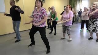 Танцевальная гимнастика Zumba Gold