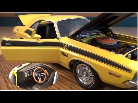 Review: 1/18 1970 Dodge Challenger T/A by HWY 61