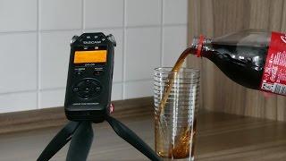 tascam dr 05 v2 audio test sound quality check