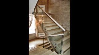 видео Стеклянные лестницы