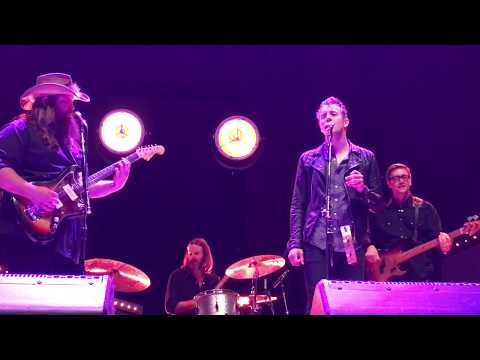 Chris Stapleton and Anderson East live at...