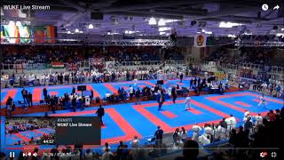 7th WUKF WORLD KARATE CHAMPIONSHIPS FOR ALL AGES 2018 - by Giovanni Balducci