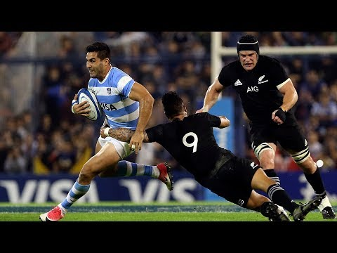 HIGHLIGHTS: Argentina v All Blacks