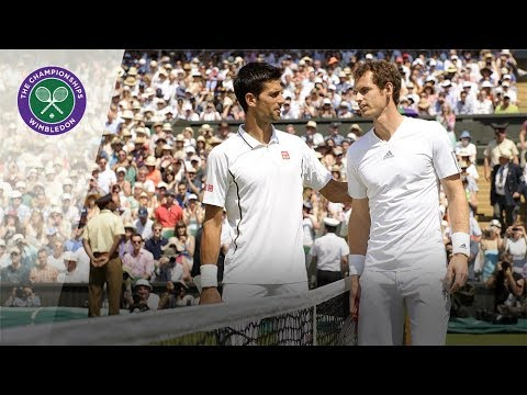 Andy Murray vs Novak Djokovic: Wimbledon Final 2013 (Extended Highlights)