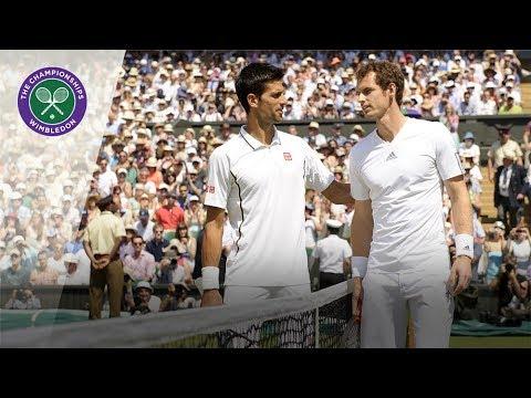 Andy Murray vs Novak Djokovic: Wimbledon Final 2013 (Extended Highlights)