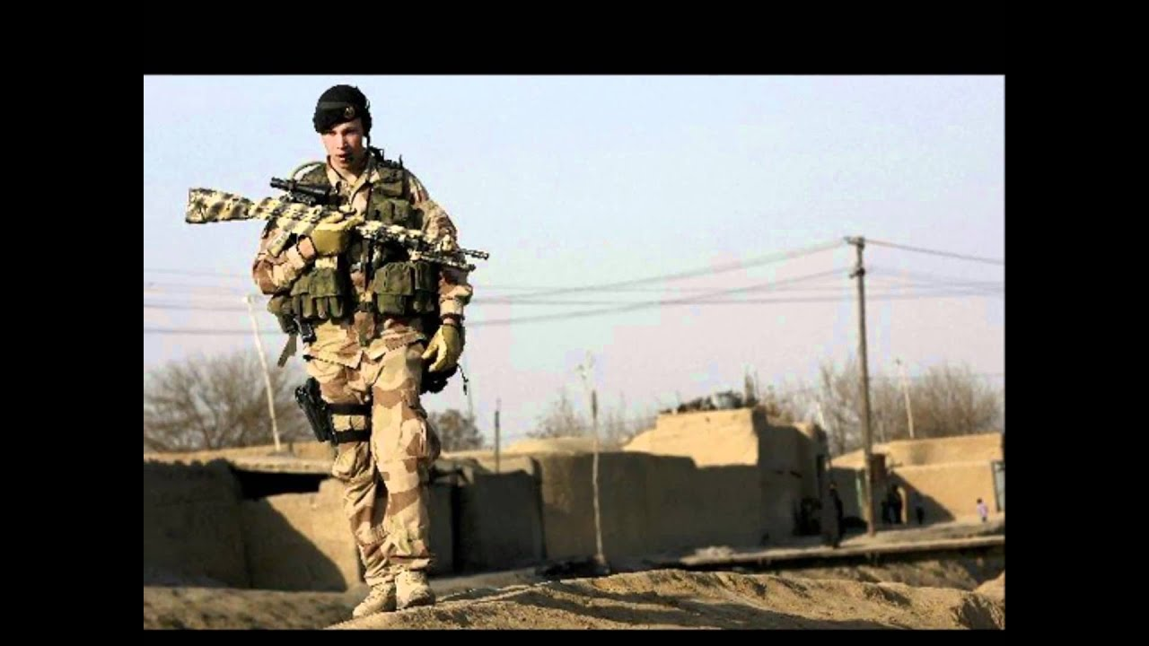 Hope In Afghanistan >> Norwegian Soldiers In Afghanistan - YouTube