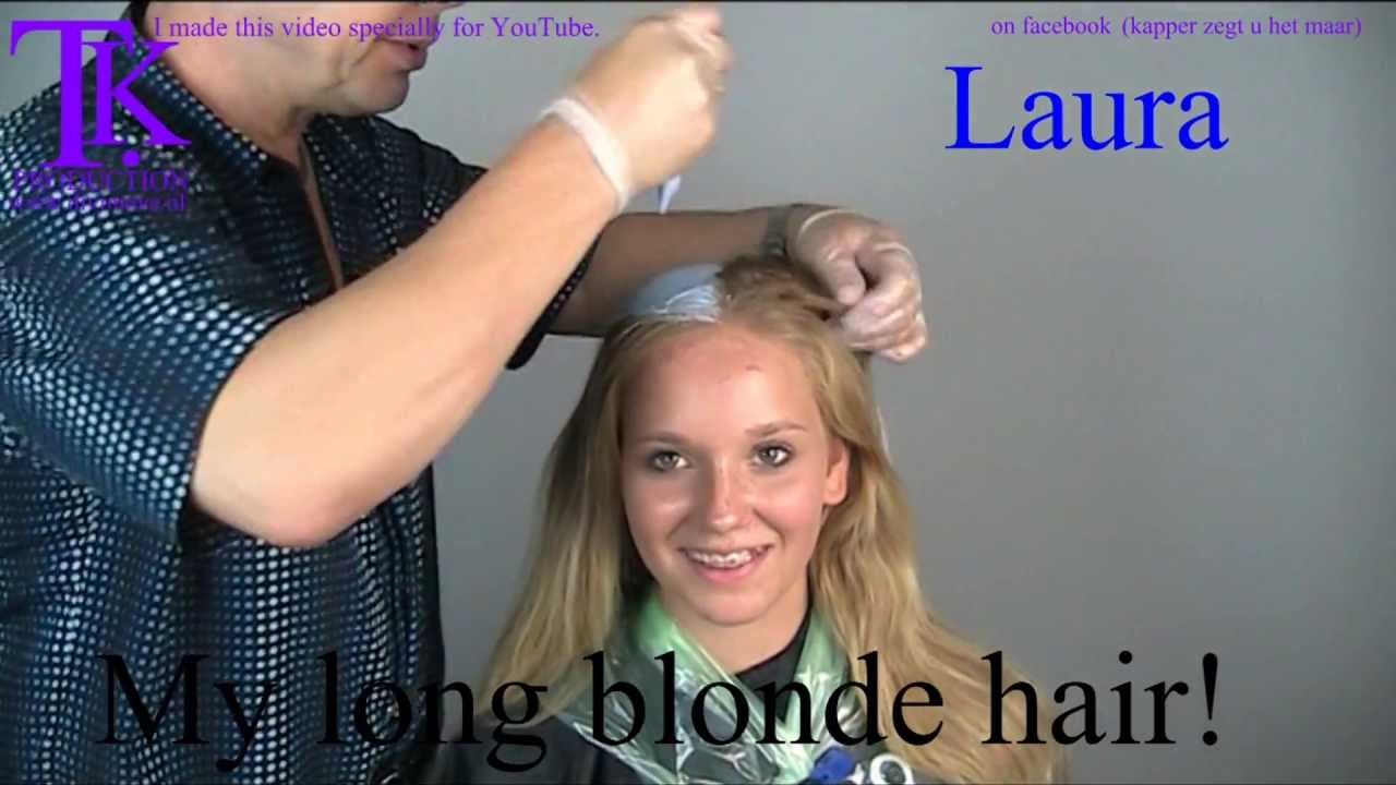 my long blonde hair laura by theo knoop youtube