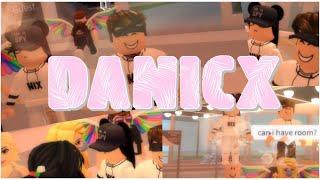 I SAW DANICX IN ROBLOX! LUX RESORTS V3 ❤️