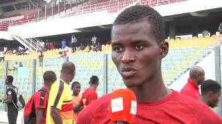 Ghana ready for CHAN qualifier against Burkina Faso - Samuel Sarfo Sarfo