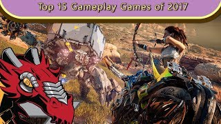 Top 15 Gameplay Games of 2017
