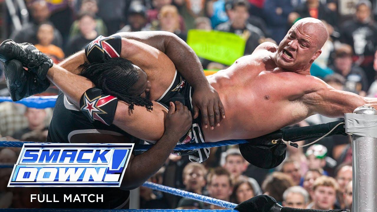 FULL MATCH - 20-Man World Heavyweight Championship Battle Royal: SmackDown, Jan. 13, 2006